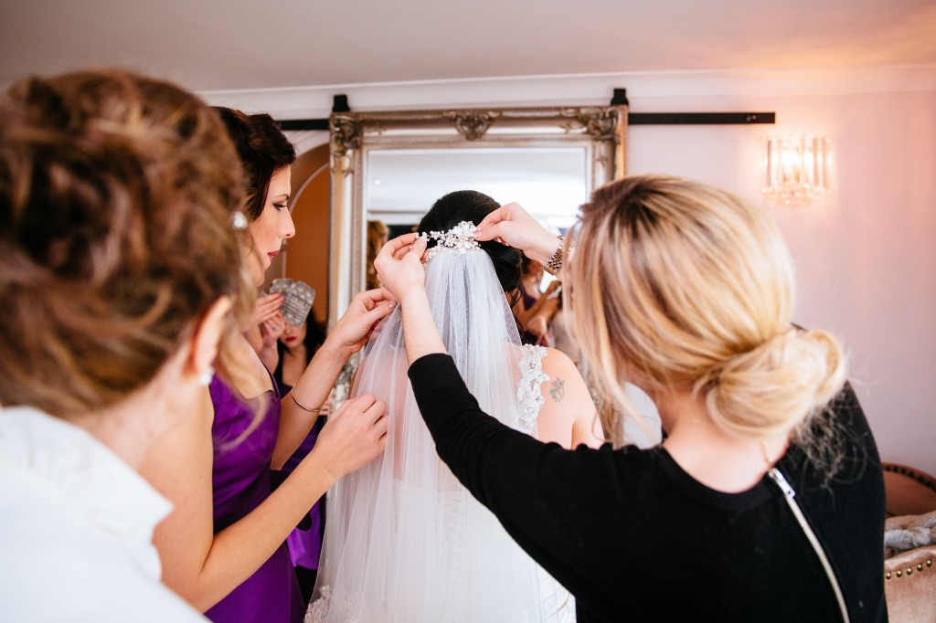 Kailee's Wedding at Russets in Chiddingfold
