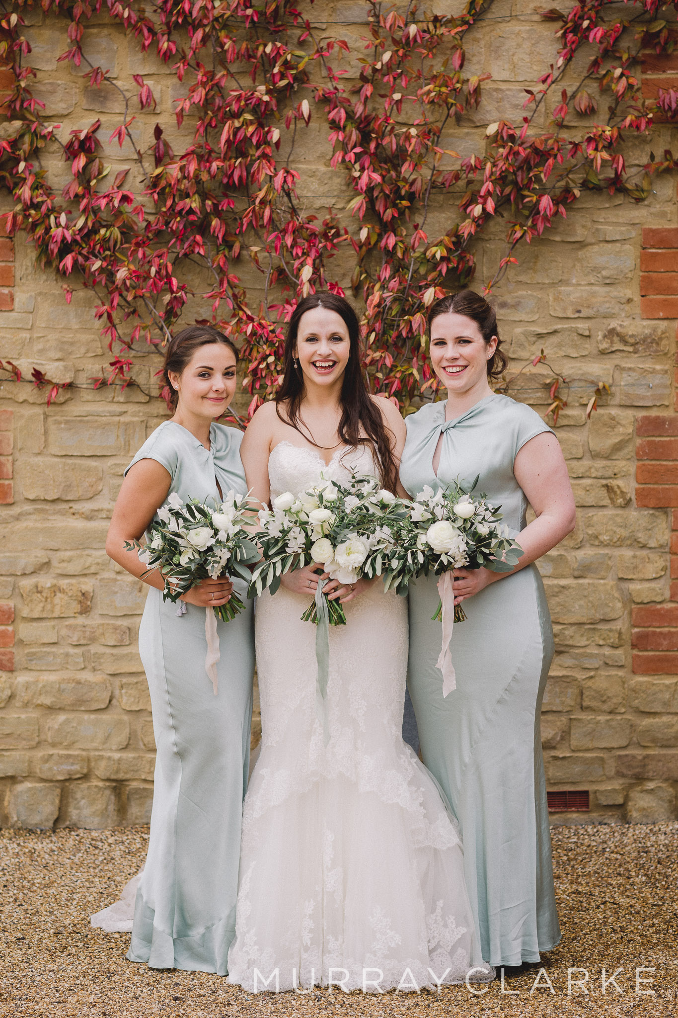 Laura's wedding at Millbridge Court