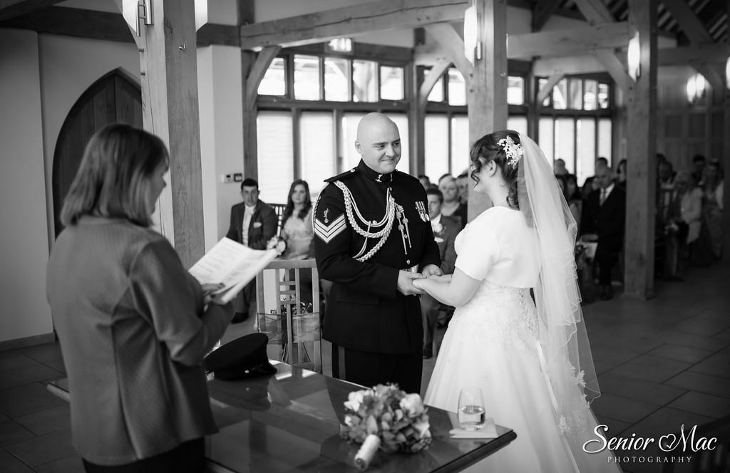 Tinas Wedding