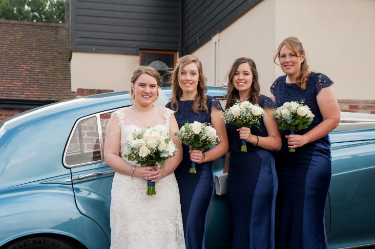 Lisa's Wedding at Old Thorns in Liphook