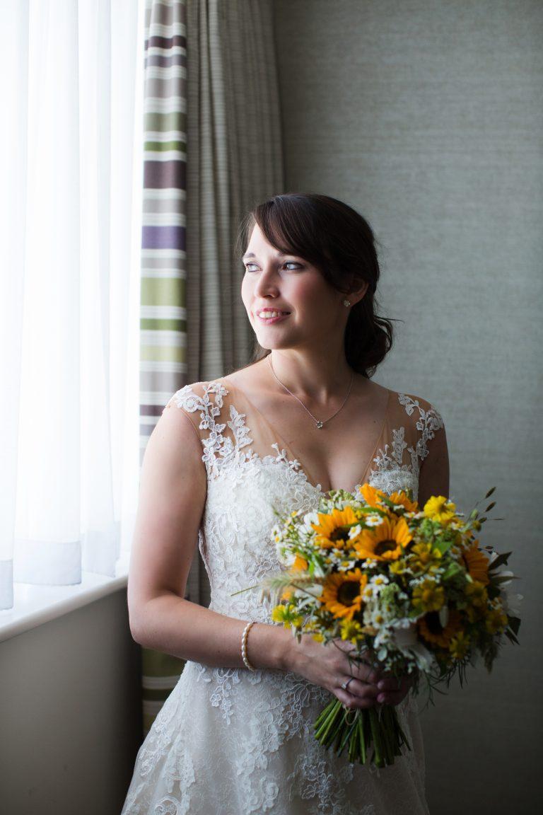 Alexs Wedding Finished Bridal Look