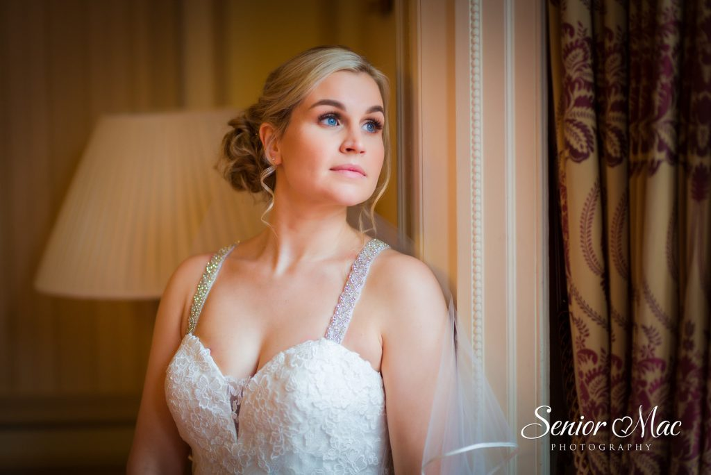 Rachel's Wedding at Tylney Hall