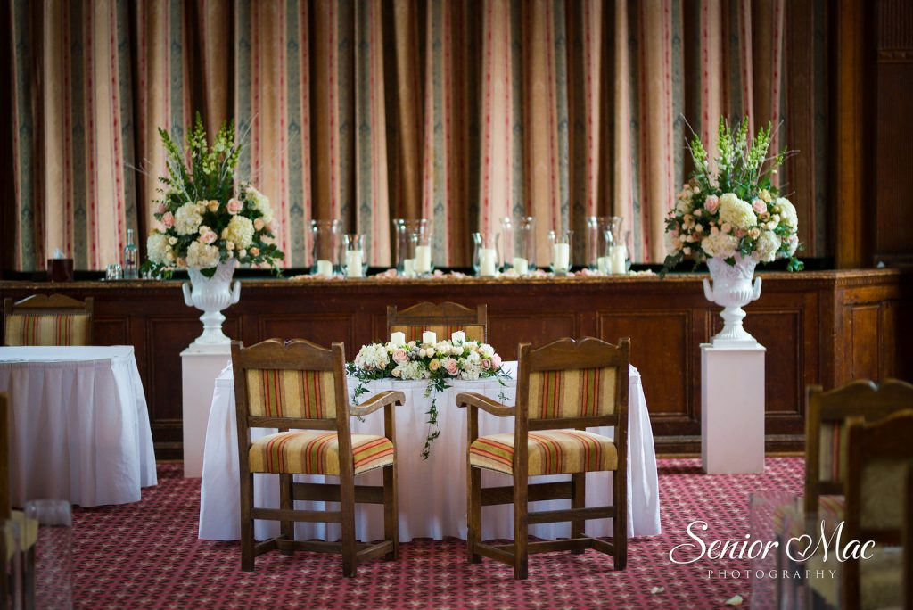 Rachel's Wedding at Tylney Hall