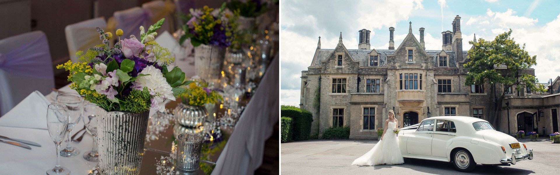 Foxhills Wedding Venue