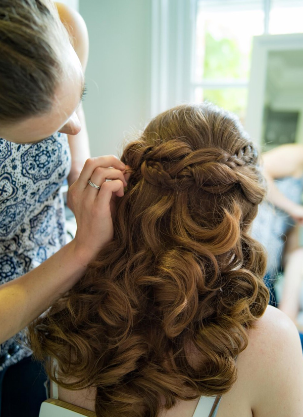 Alice Wedding Hair and Makeup Artist