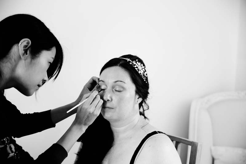 Bridal Hair & Makeup Annie