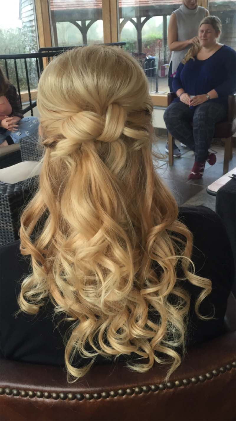 Bridal Hair & Makeup Catherine