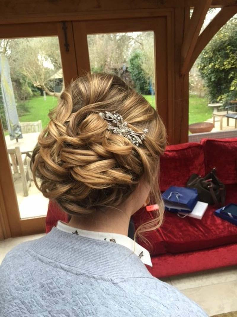 Bridal Hair & Makeup Catherine