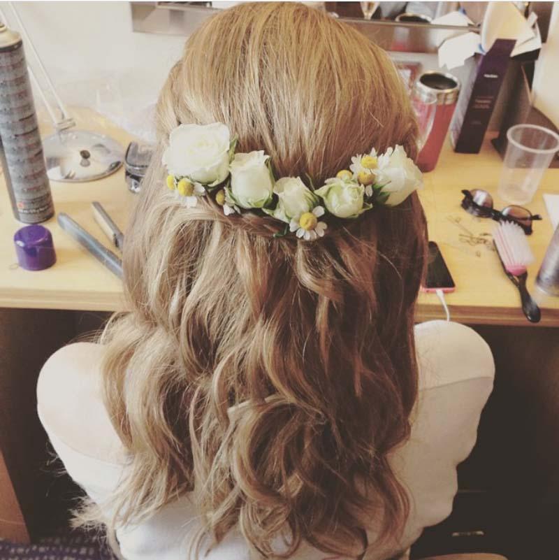 Bridal Hair & Makeup Corrina