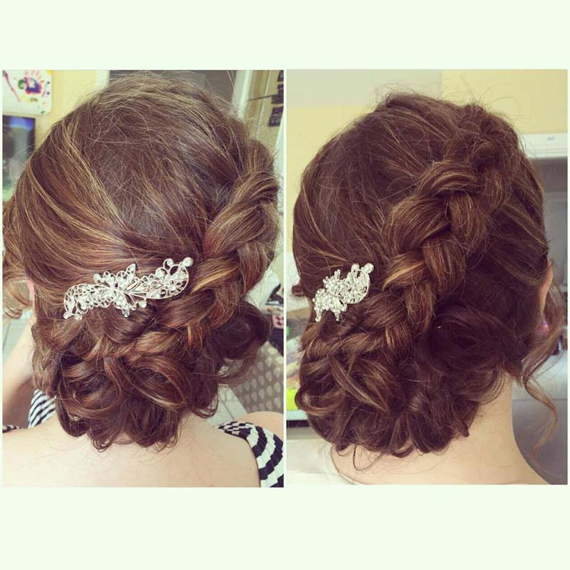 Bridal Hair & Makeup Helena
