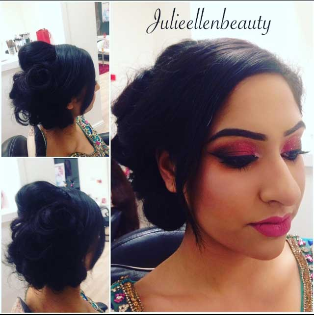 Bridal Hair & Makeup Julie Ellen