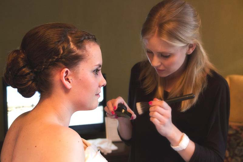 Bridal Hair & Makeup Kelly