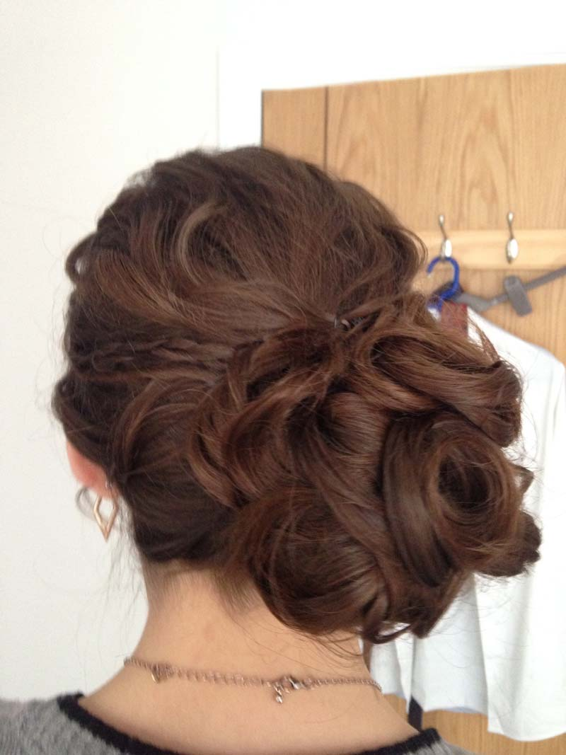 Bridal Hair & Makeup Nikki