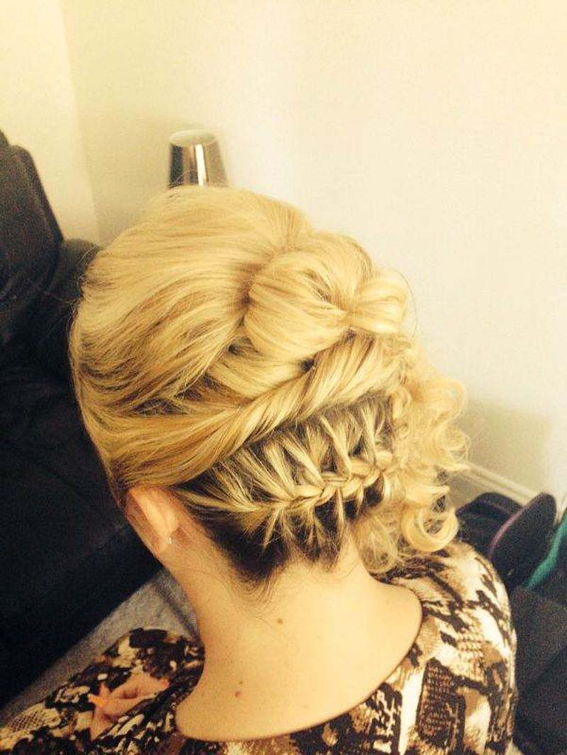 Bridal Hair & Makeup Suzie D