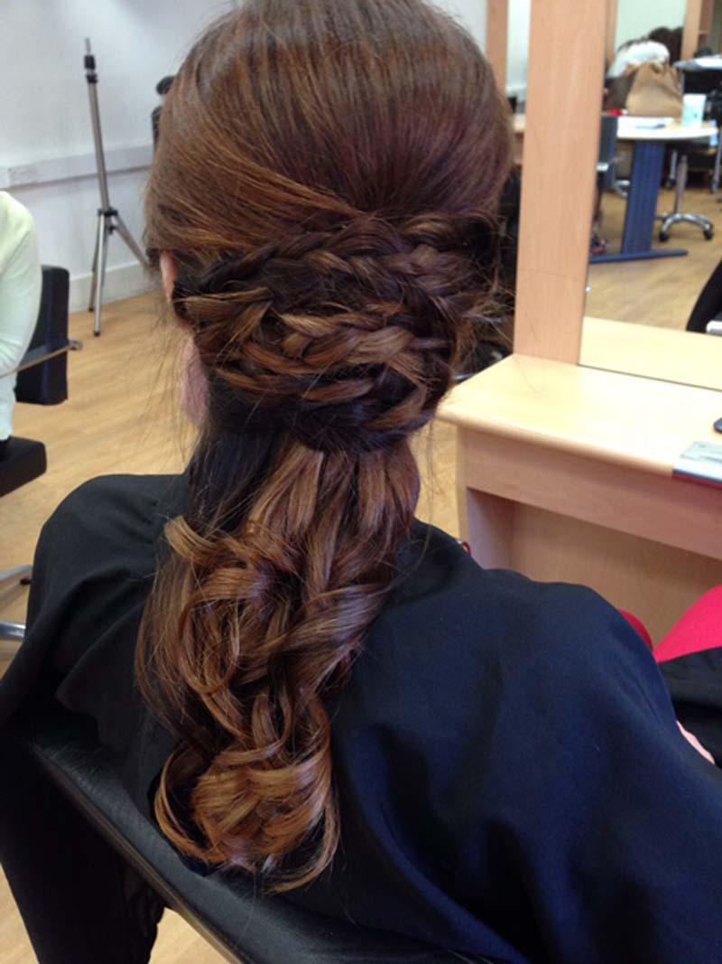 Bridal Hair & Makeup Tina