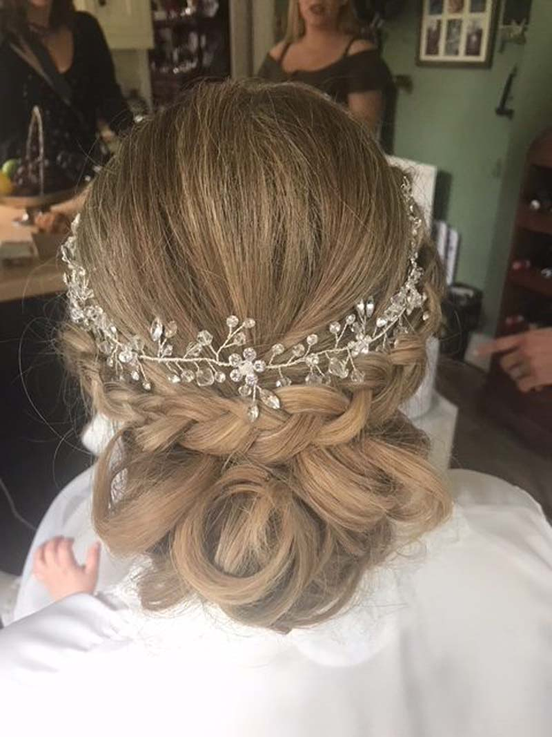 Bridal Hair & Makeup Veronica