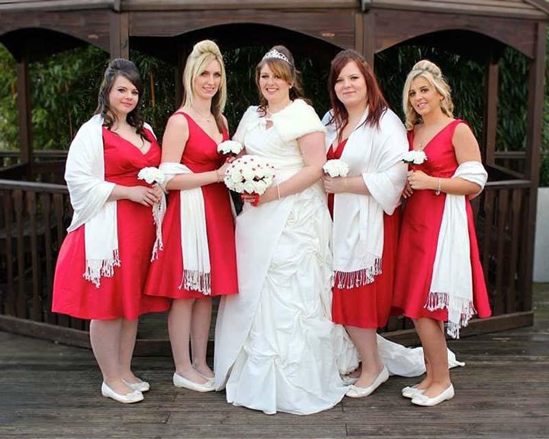 Bridal Hair and Makeup Franchesca