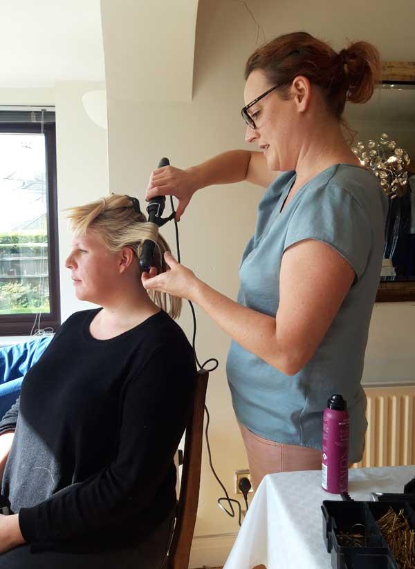 Nicky Wedding Hair and Makeup Artist