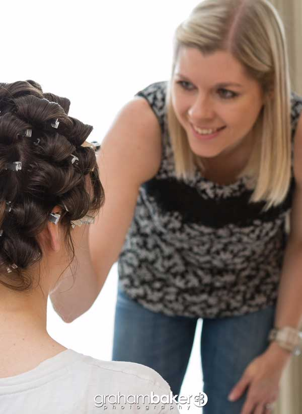 Nikki Wedding Hair & Makeup Artist