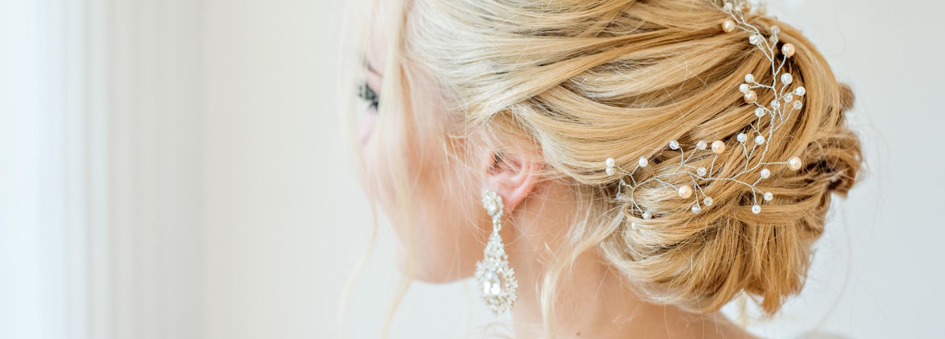 Wedding hair and Makeup London