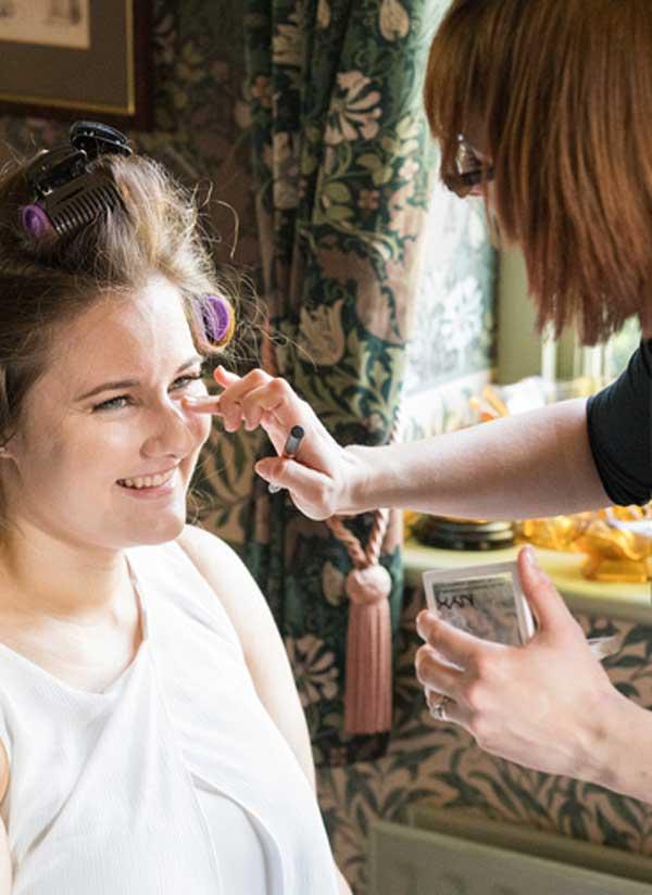 Toni Wedding Hair and Makeup Artist