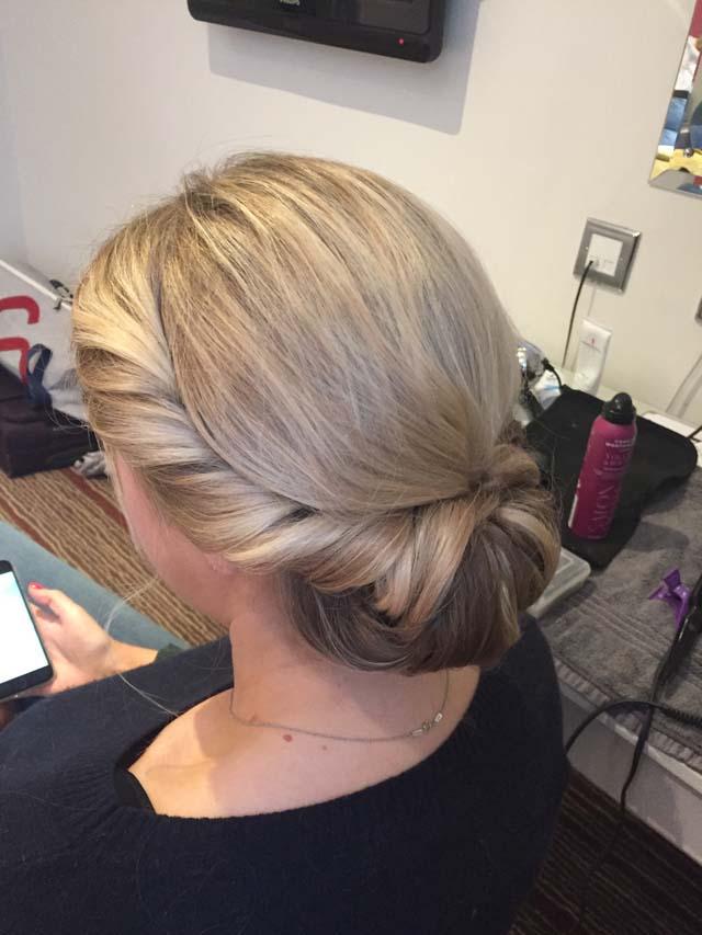 Bridal Hair & Makeup Kelly