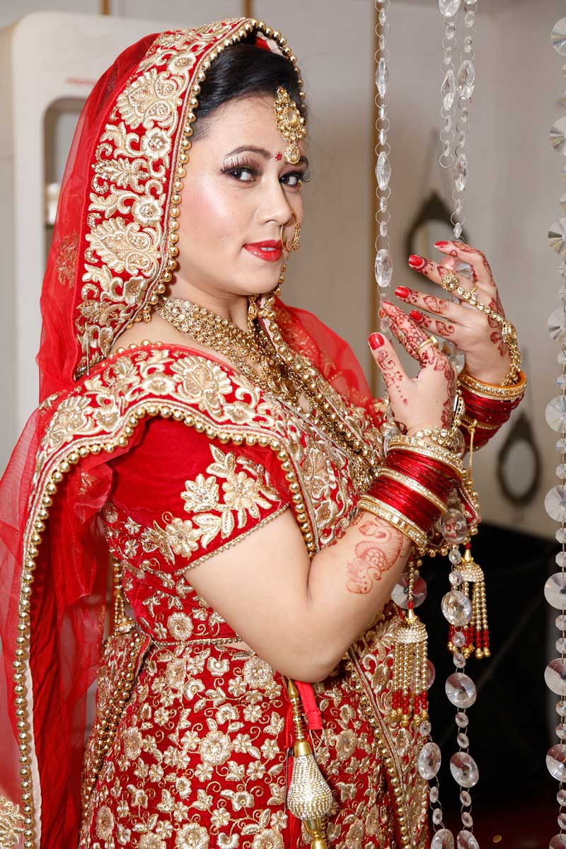 Anju Wedding Hair and Makeup Artist