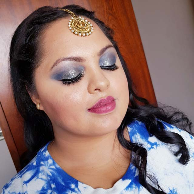 Bridal Hair & Makeup Anju
