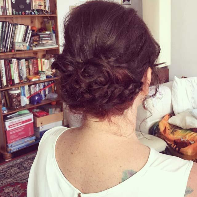 Beverly Wedding Hair