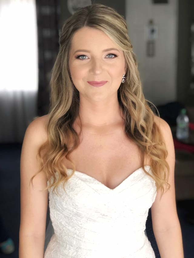 Bridal Hair & Makeup Jennifer