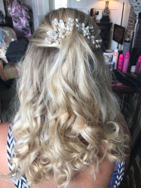Bridal Hair and Makeup Veronica