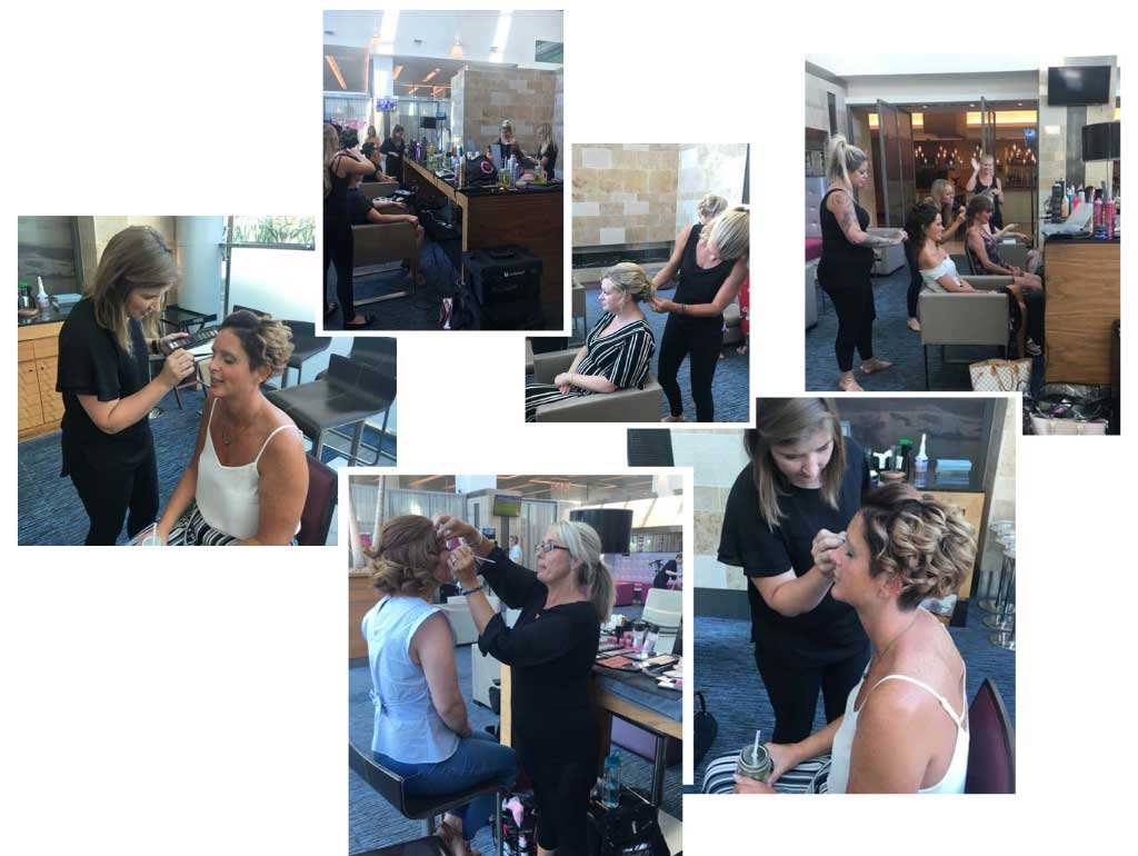 Corporate Hair and Makeup Agency