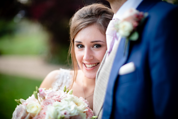 Wedding hair and makeup artist in Farnham