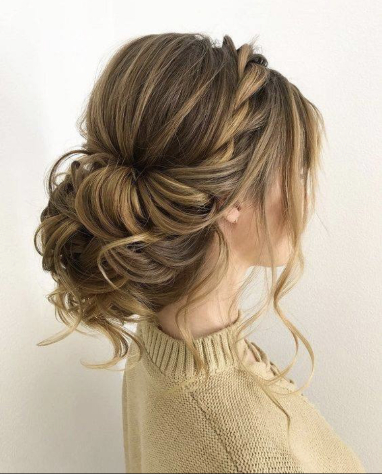 Pinterest Wedding Hair Ideas: Party Hair And Makeup In Hampshire, Surrey