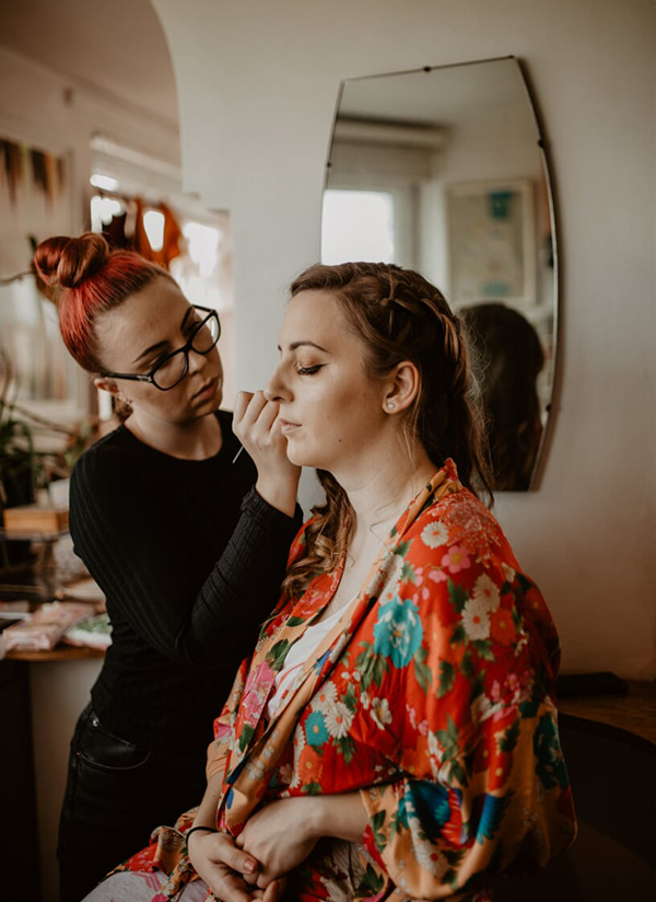 Rose Hair and Makeup Artist