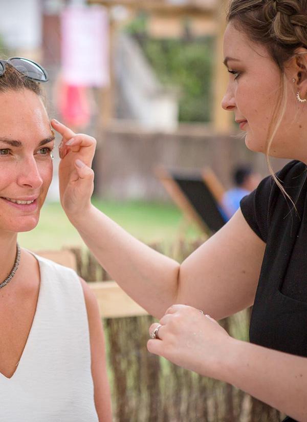 Sarah Wedding Hair and Makeup Artist