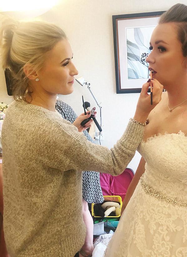 Lorna Wedding Hair and Make Up